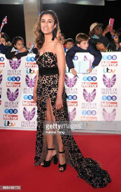 Anita Rani attends the Pride Of Britain Awards at the Grosvenor House on October 30 2017 in London England