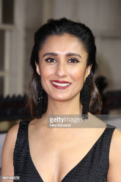 Anita Rani attends The Sun Military Awards at Banqueting House on December 13 2017 in London England