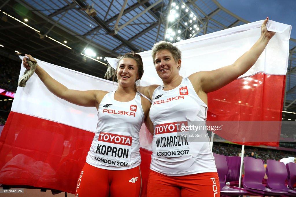 16th IAAF World Athletics Championships London 2017 - Day Four : Nachrichtenfoto