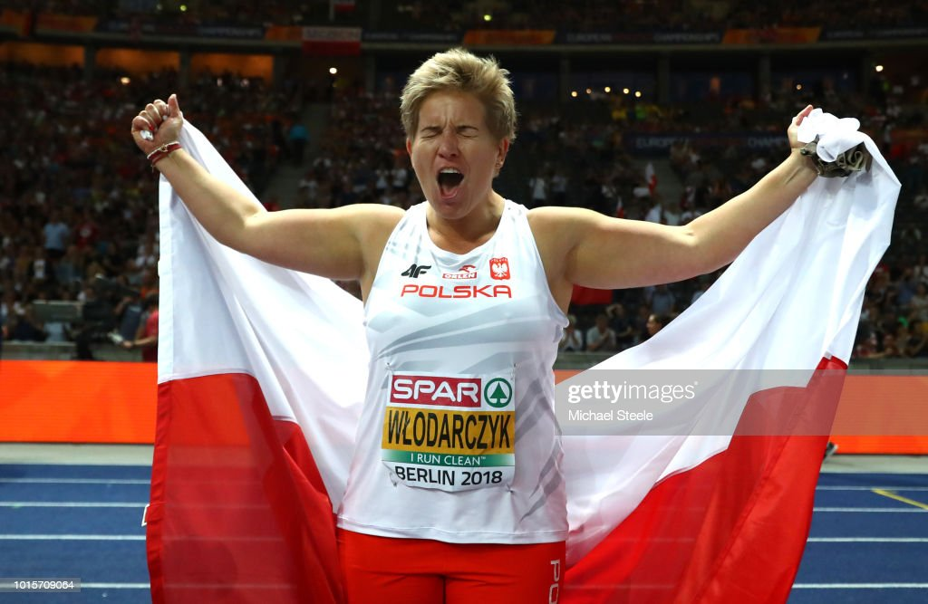 24th European Athletics Championships - Day Six : ニュース写真