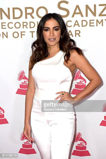 Anitta attends the 2017 Person of the Year Gala honoring Alejandro Sanz at the Mandalay Bay Convention Center on November 15 2017 in Las Vegas Nevada