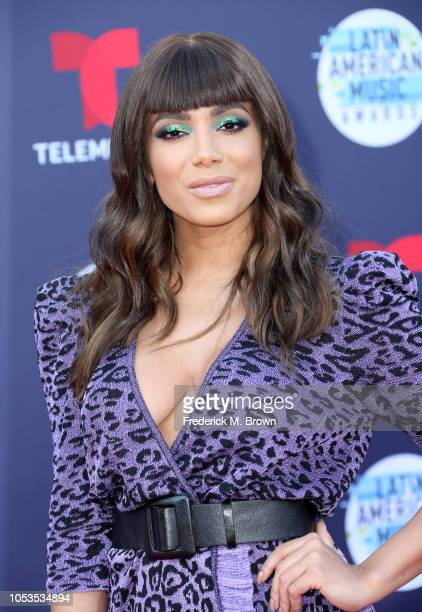 Anitta attends the 2018 Latin American Music Awards at Dolby Theatre on October 25 2018 in Hollywood California