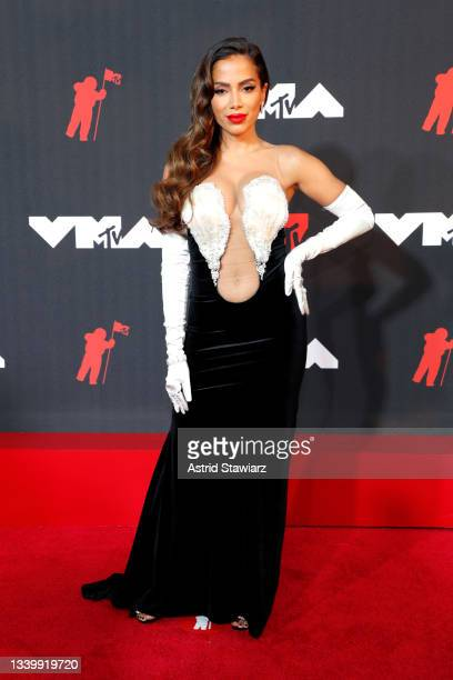 Anitta attends the 2021 MTV Video Music Awards at Barclays Center on September 12, 2021 in the Brooklyn borough of New York City.