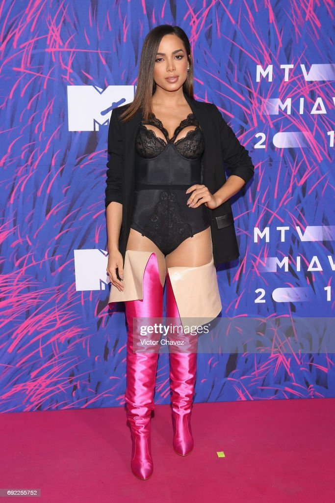 MTV MIAW Awards 2017 - Pink Carpet