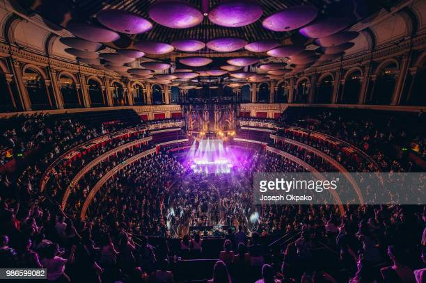 Anitta performs on stage at the Royal Albert Hall on June 28 2018 in London England