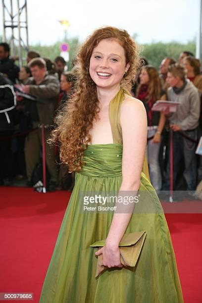 Anja Antonowicz ARDGala Deutscher Fernsehpreis 2006 Köln Deutschland ProdNr 1506/2006 Coloneum roter Teppich Schauspielerin Promi BB Foto...