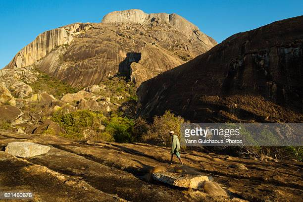 Anja Community reserve, Ambalavao, Madagascar