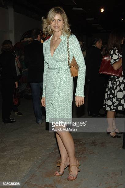 Anja Kaehny attends MOORE LOFT SPACE Opening with a Performance by John Bock at The Moore Loft on December 5 2006 in Miami Florida