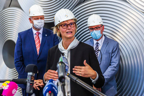 DEU: Salzgitter AG Harness Hydrogen For Sustainable Steel Production