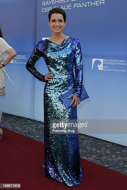 Anja Kling at the Bavarian Television Award Ceremony Of The Regent Theatre in Munich