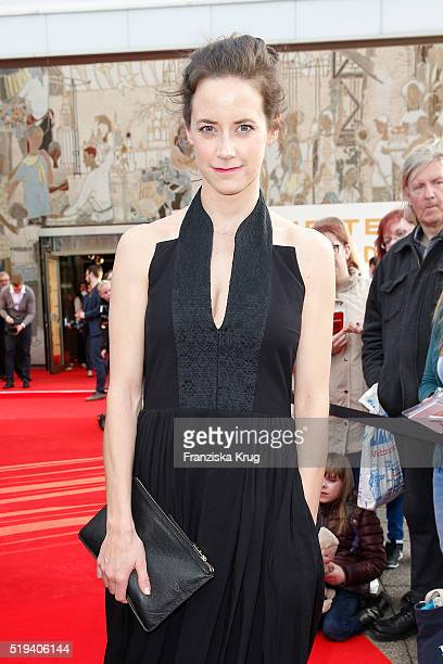 Anja Knauer attends the smart at the Jupiter Award 2016 in Berlin Germany