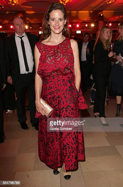 Anja Knauer during the Lola German Film Award 2016 after show party at Palais am Funkturm on May 27 2016 in Berlin Germany