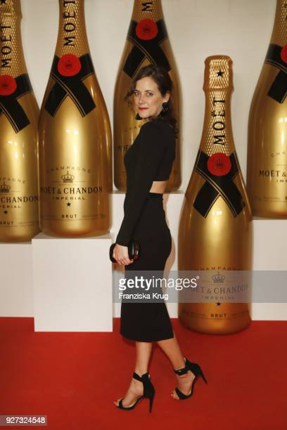Anja Knauer during the Moet Academy Night on March 4 2018 in Berlin Germany