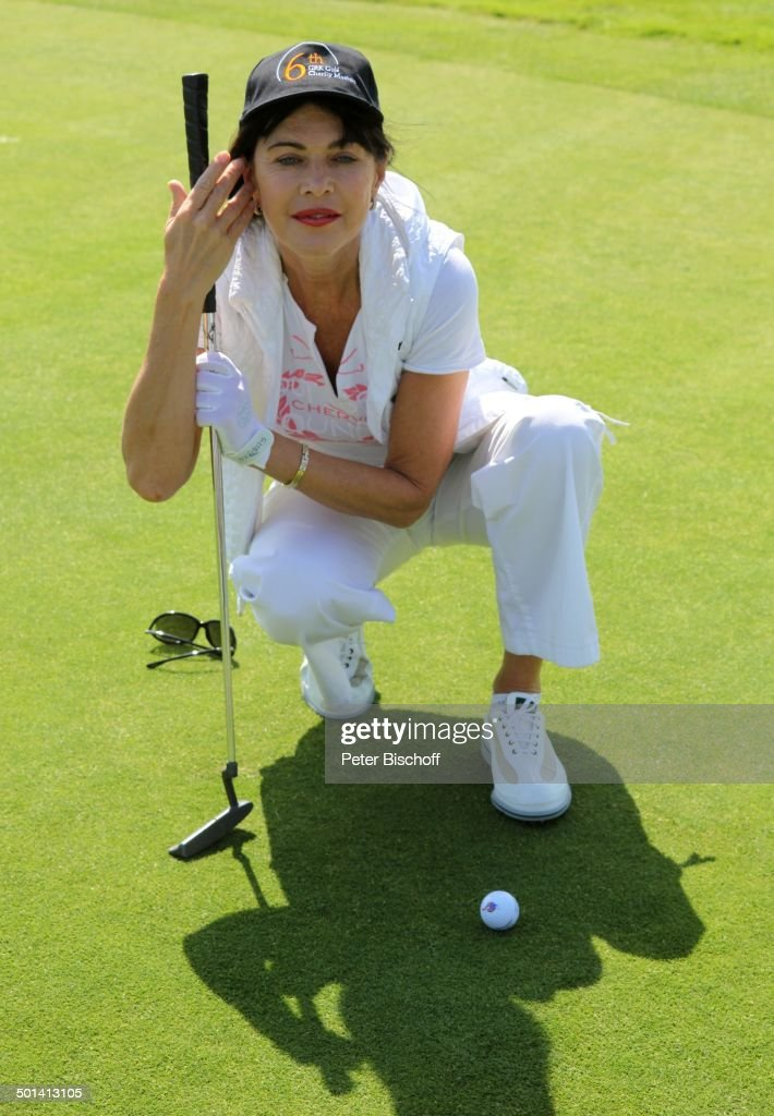 "Anja Kruse, 6. ""GRK Golf Charity Masters"", Golf & Country Club Leipzig, Machern bei  : News Photo"