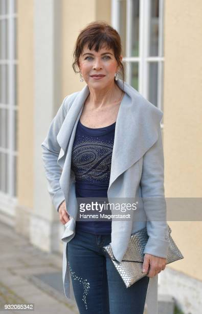 Anja Kruse during the NdF after work press cocktail at Parkcafe on March 14 2018 in Munich Germany