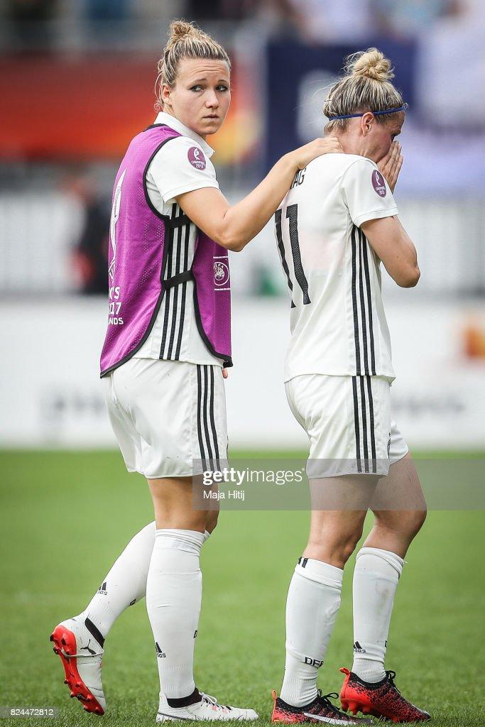 Germany v Denmark - UEFA Women's Euro 2017: Quarter Final