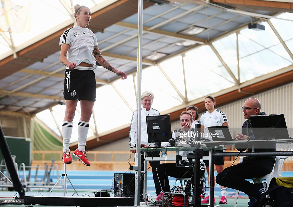 Germany Women's National Team Performance Test