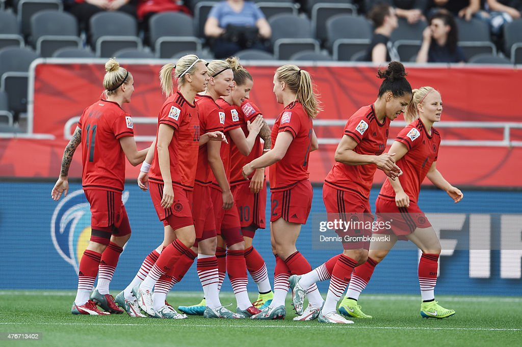 Germany v Norway: Group B - FIFA Women's World Cup 2015 : News Photo