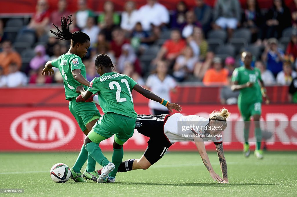 Germany v Cote D'Ivoire: Group B - FIFA Women's World Cup 2015