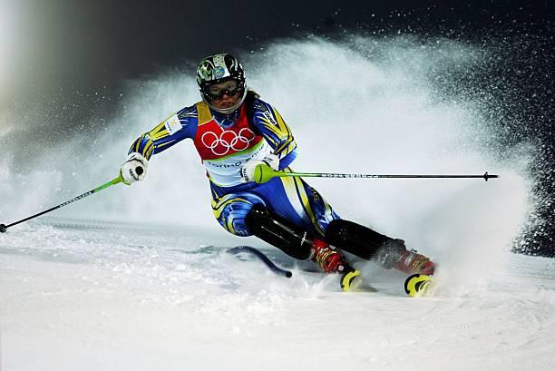 Olympics day 12 alpine skiing foto e immagini getty for Olimpici scandinavi