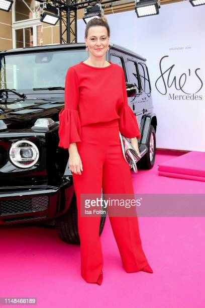 Anja Reschke attends the Emotion Award 2019 on June 6 2019 in Hamburg Germany