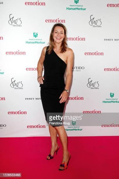 Anja Reschke during the Emotion Award 2020 on September 15 2020 in Hamburg Germany