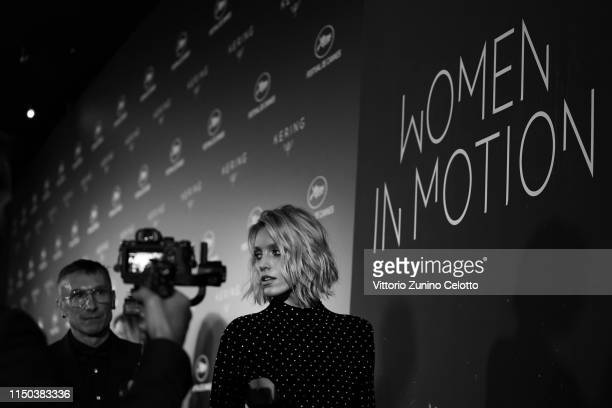 Anja Rubik attends Kering And Cannes Film Festival Official Dinner at Place de la Castre on May 19 2019 in Cannes France