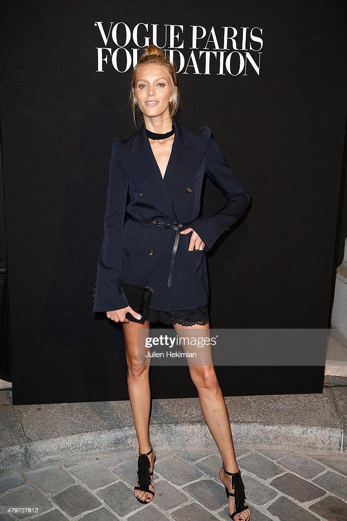 Vogue Paris Foundation Gala  At Palais Galliera In Paris : News Photo