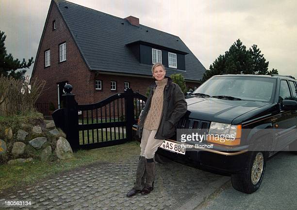 Anja Schüte Sylt Wenningstedt Haus vonAnja Schüte Jeep Reitdress