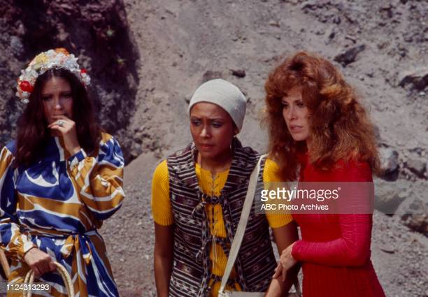 Anjanette Comer Denise Nicholas Stefanie Powers appearing in the ABC tv movie 'Five Desperate Women'