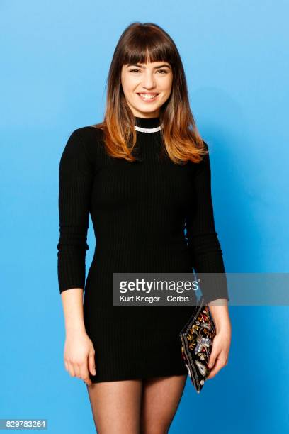 Anjela Nedyalkova photographed at the 'T2 Trainspotting' photo Californiall at the 67th Berlin Film Festival in Berlin Germany on February 08 2017...