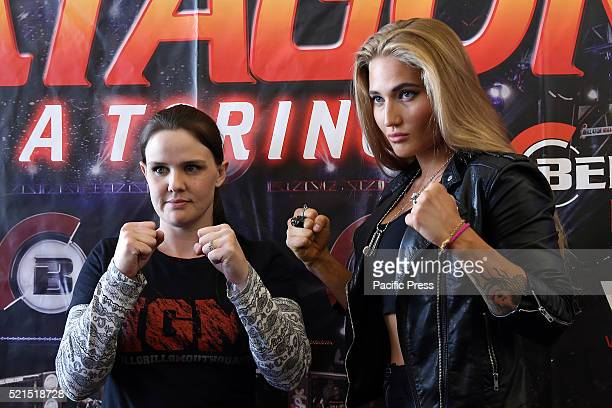 Anjela Pink vs Anastasia Yankova joined the third and final press conference to present the 21st annual Oktagon the most prestigious international...