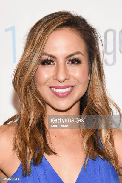 Anjelah Johnson attends a Generosityorg fundraiser for World Water Day at Montage Hotel on March 21 2017 in Beverly Hills California
