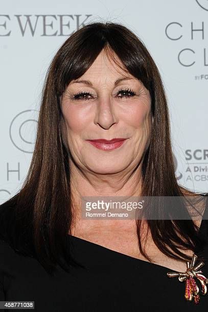 Anjelica Huston attends The Week Chefs Club by Food Wine and Scribner Present an Evening with Anjelica Huston to Celebrate her new Memoir Watch Me at...