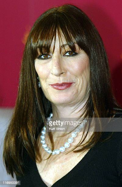 Anjelica Huston during 55th Berlin International Film Festival 'The Life Aquatic with Steve Zissou' Photocall at Berlin in Berlin Germany