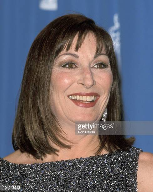 Anjelica Huston during 71st Annual Academy Awards Arrivals at Dorothy Chandler Pavilion in Los Angeles California United States