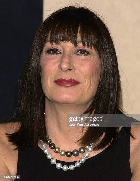 Anjelica Huston during Anjelica Huston Launches The NUI Galway Huston School Of Film Digital Media To Support Irish Film Industry at Beverly Hilton...