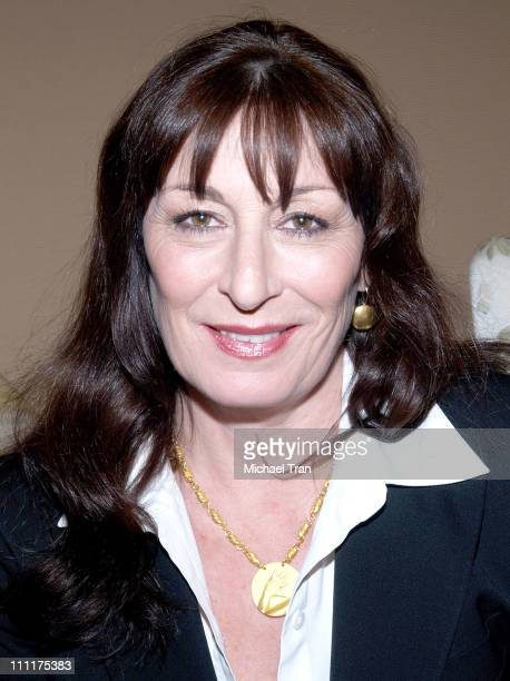 Anjelica Huston during Showtime Network TCA 2006 Winter Tour at RitzCarlton Hotel in Pasadena California United States