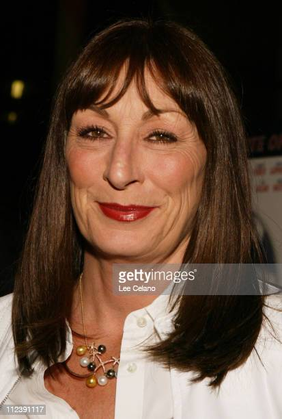 Anjelica Huston during 'Silver City' Los Angeles Premiere Red Carpet at ArcLight Cinemas in Hollywood California United States