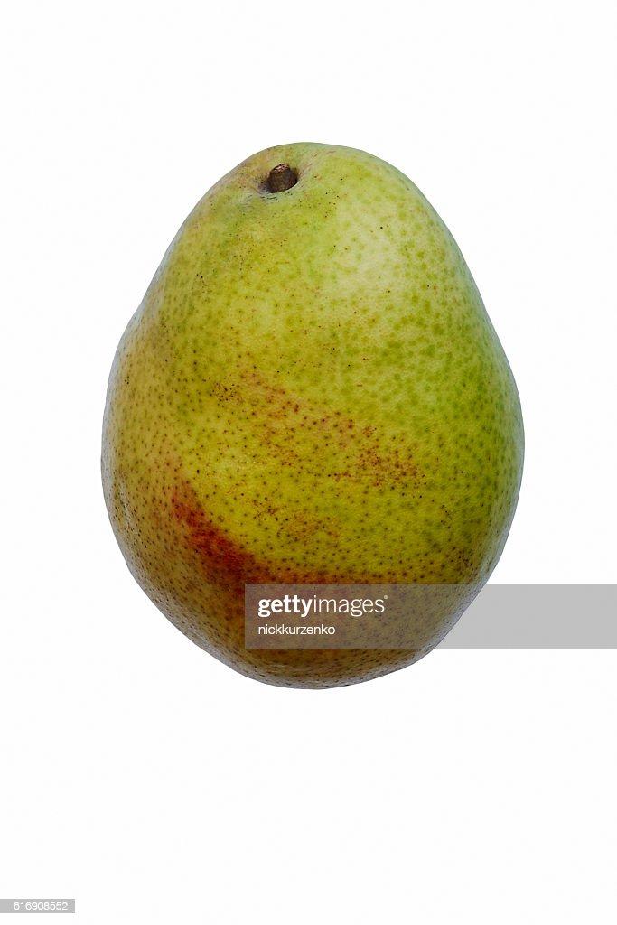 D'Anjou pear : Stock Photo