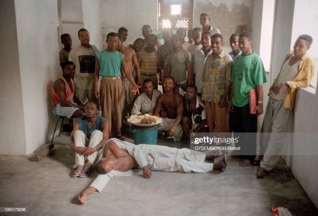 Crise Separatiste Aux Comores : L'Ile D'Anjouan Fait Secession Et Reclame Son Rattachement A La France : News Photo
