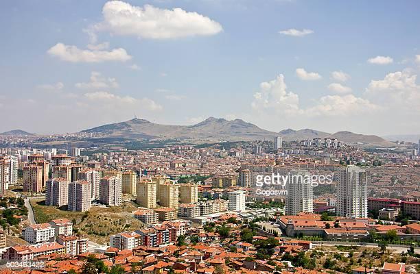 Ankara.  Der Türkei