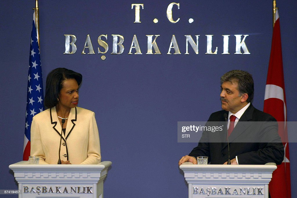 Us Secretary Of State Condoleezza Rice Pictures Getty Images