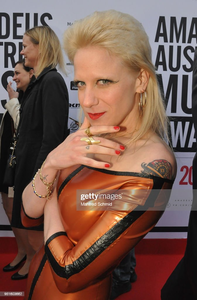 Amadeus Austrian Music Award - Red Carpet