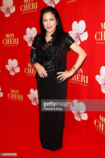 Ankie Lau attends the Barbara Tag 2013 at Postpalast on December 04 2013 in Munich Germany