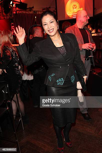 Ankie Lau during the Lambertz Monday Night 2015 at Alter Wartesaal on February 2 2015 in Cologne Germany