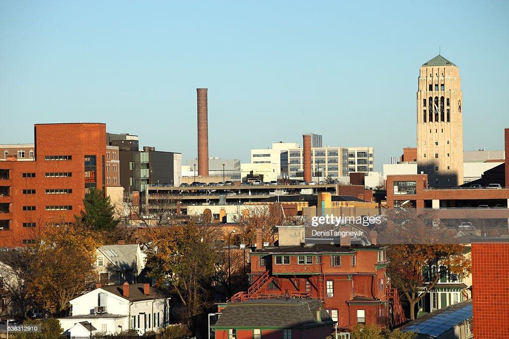 Ann Arbor, Michigan : Stock Photo