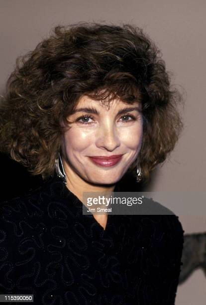 Ann Archer during 1987 National Conference of Christians and Jews at The Beverly Hilton Hotel in Beverly Hills CA United States