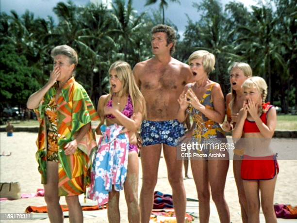Ann B Davis as Alice Nelson Maureen McCormick as Marcia Brady Robert Reed as Mike Brady Florence Henderson as Carol Brady Eve Plumb as Jan Brady and...