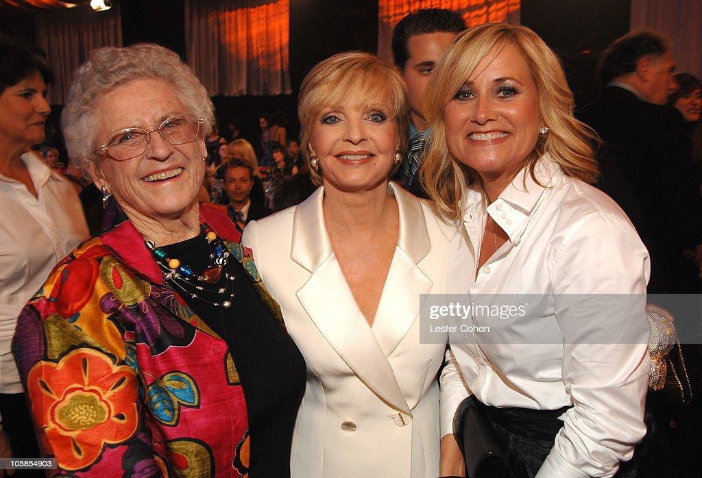 Ann B. Davis, Florence Henderson and Maureen McCormick